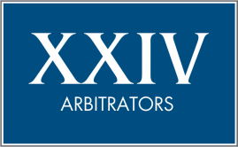 XXIV Arbitrators